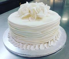 #novita2017 #weddingcake #provesuprove #bravosimone di @sagresti #cakedesign #pastadizucchero #italianpastry #follonica #ciaopaolo #andiamoavanti