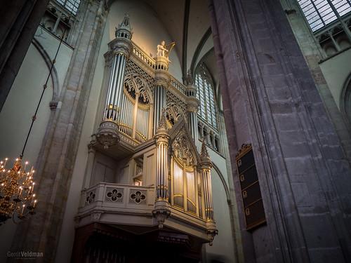 Bätz-orgel, Domkerk Utrecht