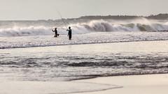 _MG_1604 (treilmann) Tags: beach fisherman seminyak sunset bali fishing
