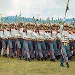 Trường Võ Bị Quốc Gia Đà Lạt - Lễ tốt nghiệp của 92 SV Khóa đầu tiên theo chương trình đào tạo kéo dài 4 năm (1966-1969), ngày 14-12-1969. thumbnail