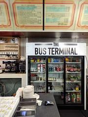 The Bus Terminal Diner (Ian Muttoo) Tags: img20170219190806edit toronto ontario canada gimp thebusterminaldiner busterminaldiner diner