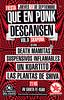 Fiesta QEPD (LUCIANOH!) Tags: salon pueyrredon que en punk descansen un kuartito las plantas de shiva death mamitas suspensivos inflamables skapunk vol9 flyer poster