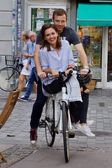 Happiness (osto) Tags: bike bicycle denmark europa europe sony bicicleta zealand bici scandinavia danmark velo vlo slt rower cykel a77 sjlland osto alpha77 osto fietssykkel august2015