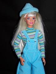 1997 Cool Blue Barbie #20122 (Rojo_C) Tags: barbie coolblue coolcolors