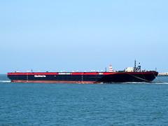 WAGENBORG BARGE 11 (Dutch shipspotter) Tags: pontoons