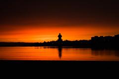 Atardecer en la Punta (Garimba Rekords) Tags: faro atardecer andalucía camino cristina huelva playa isla ria