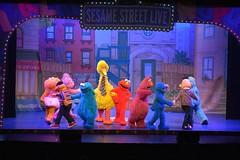 Sesame Street: Live Elmo Makes Music شارع السمسم: إلمو يصنع الموس