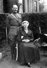 Military Portraits (Dundee City Archives) Tags: old usa army us war uniform photos dundee military albert great american worldwarone ww1 1919 officer cavalry 1918 worldwar1 19141918 olddundeephotos