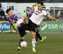 Dundalk 2 - 0 Shamrock Rovers ( 1st September 2015) (ExtratimePhotos) Tags: brandon richie miele towell