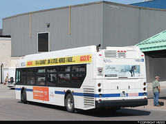 Barrie Transit #1403 (vb5215's Transportation Gallery) Tags: new flyer transit barrie 2014 xd40 xcelsior