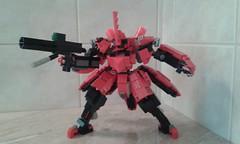Huntress Hi-Familiar equipment ver. (frameworks6) Tags: robot military mecha mech