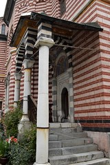 2015_Rila_4399 (emzepe) Tags: church stairs kirche treppe monastery rila glise augusztus bulgarie templom 2015 bulgarien nyr   lpcs   bulgria kolostor rilai