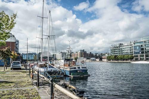 DUBLIN DOCKLANDS AREA [21 SEPTEMBER 2015] REF-10805482