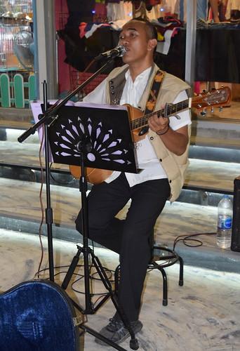Hua Hin Street Musician