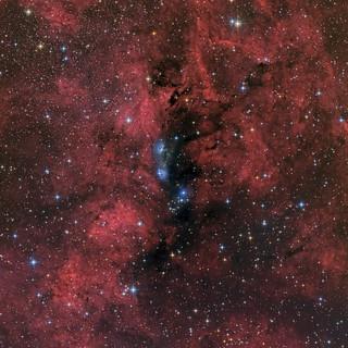 NGC6914 - some wild nebulosity in Cygnus
