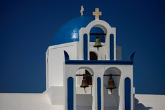 Santorini bells (Steve_McCaul) Tags: beginnerdigitalphotographychallengewinner