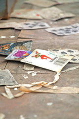 Trump Card (Mike Porchik Photography) Tags: red gambling face hat illustration fun happy design costume funny colorful play graphic jester background clown cartoon dirty poker cap card luck lucky messy joker isolated fool harlequin playingcards trumpcard michaelporchik