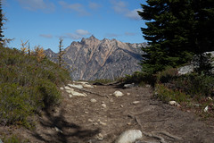 20151003-IMG_9871 (Ken Poore) Tags: washington hiking cascades larches northcascades geolocation maplepassloop geocity camera:make=canon exif:make=canon goldenlarches geocountry geostate exif:lens=ef24105mmf4lisusm exif:aperture=ƒ80 exif:model=canoneos6d camera:model=canoneos6d exif:isospeed=100 exif:focallength=67mm geo:lat=48508288333333 geo:lon=12076516166667
