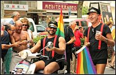 IMG_8507B PEPE SAC LA BANDERA A PASEAR. (ACCITANO) Tags: gay pride parade alicante disfraces benidorm gays lesbianas trajes levante 2015 transexuales