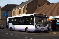 63223 SN14DYA First Scotland East (busmanscotland) Tags: door max scotland df first east wright forward dya wrightbus streetlite 63223 sn14 sn14dya