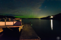 Pillars of Light (Dark Arts Astrophotography) Tags: sky ontario stars star space astrophotography aurora astronomy auroraborealis