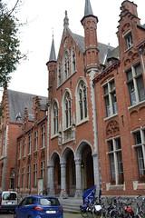 Kapel Minnewaterkliniek, Brugge (Erf-goed.be) Tags: geotagged brugge westvlaanderen kapel archeonet geo:lon=32227 minnewaterkliniek geo:lat=511997
