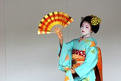 -40 (nobuflickr) Tags: japan kyoto maiko geiko       kamishichiken  kimobo kamigamojinjashrine  20151103dsc06701