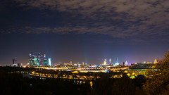 DSC_6500 (sergeysemendyaev) Tags: city night scenery view russia moscow views   2015   megafon