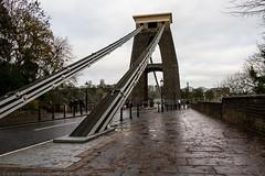 Clifton Suspension Bridge (Stevie Borowik Photography) Tags: road bridge cliff west river bristol outdoors suspension south engineering kingdom toll gorge avon clifton brunel isambard