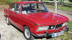 BMW 2000 tii (vwcorrado89) Tags: 2000 bmw neue klasse tii