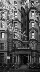 Gramercy Park, Manhattan (Jeffrey) Tags: nyc ny building architecture buildings apartments manhattan midtown gramercypark gramercy midtowneast