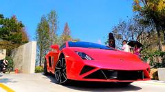 Lamborghini Gallardo LP 560-4 (Wei-li Long) Tags: lamborghini lamborghinigallardolp5604 lamborghinigallardo lp5604 gallardo red supercar super coupe car taiwan 臺灣 臺中