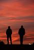 Silhouettes France_5553 (ichauvel) Tags: coucherdesoleil sunset couleurs colours rose pink orange men gardiens ciel sky lumiére light exterieur outside straphael var provencealpescôtedazur frenchriviera suddelafrance southoffrance europe westerneurope travel voyage vertical