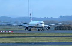 G-BNWX maintenance. (aitch tee) Tags: cardiffairport aircraft airliner britishairways bamc cwlegff maintenance maesawyrcaerdydd walesuk b767300 gbnwx