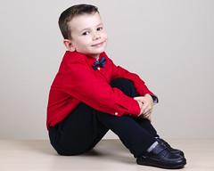 NOAH (www.beagalvan.com) Tags: niño infantil retratosconiluminacion retratoestudio fondoblanco