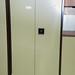 Steel unit comes with shelves 6*3