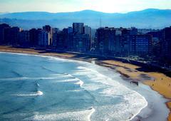 Playa de San Lorenzo (juan507es) Tags: playasanlorenzo playa gijón mar