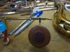 Selmer Reference 36 tenorsax geveerde busjes ontbraken in G klep! (willemalink) Tags: selmer reference 36 tenorsax geveerde busjes ontbraken g klep