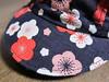 【 彩り梅 IRODORI-UME 】 (jun.skywalker (enishi hand made cyclecap)) Tags: 彩り梅 irodoriume 縁 enishi 梅 紅白梅 kyoto nishijin japan cyclecap cyclingcap