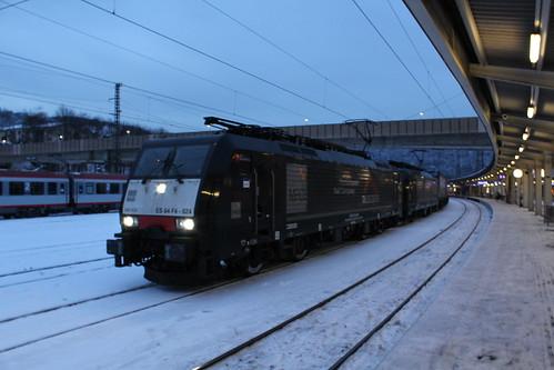 TX Logistik 189 024 en 101 te Kufstein