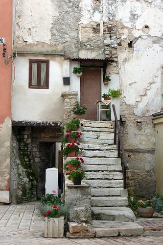 Romos ház