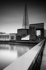 To The Point (TS446Photo) Tags: long exposure city triangle shard river reflection building architecture