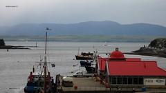 Oban & Lorn, Schotland (bcbvisser13) Tags: piazza haven restaurant boten lake meer bergen lorn oban schotland uk