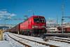 DB CARGO ITALIA (Giovanni Grasso 71) Tags: db cargo italia e191 de520 locomotiva diesel elettrica nikon d610 alessandria smistamento chiasso novi san bovo ligure sannazzaro schenker