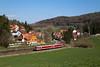 Offenhausen (Nils Wieske) Tags: badenwürttemberg schwäbische alb albbahn baureihe 628 db bahn zug züge train railway railroad