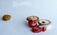 Outcast (amy's antics) Tags: wah wearehere cakes treats mrkipling marzipan mochi peanut