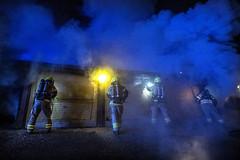 lmh-grefsenveien008 (oslobrannogredning) Tags: bygningsbrann brann røykdykker røykdykkere