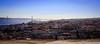 Les toits de Lisbonne (mehdimoi) Tags: portugal lisbonne paysage landscape architecture photography summer souvenirs light colors colorful toits houses maison blue ocean city beautiful street horizon travel travelling tourisme