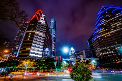 AustinNights_150-2 (allen ramlow) Tags: city urban night lights building architecture long exposure sony a6500 austin texas