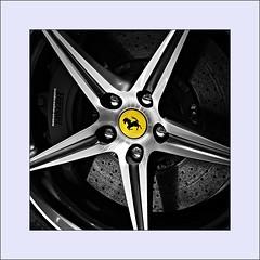 Ferrari (Jorge Cardim) Tags: ferrari máquina auto motor